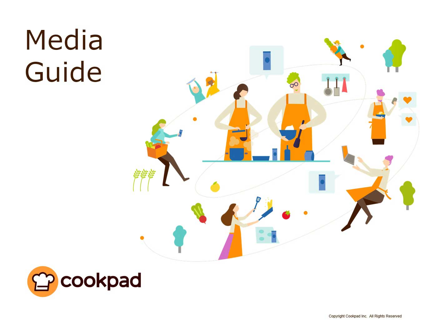 Cookpad media guide